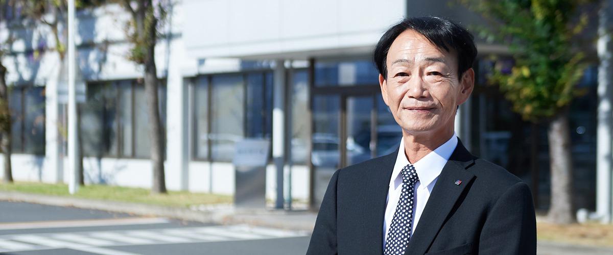 代表取締役社長 神田 進